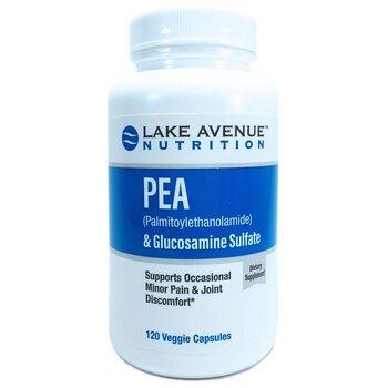 Купить Lake Avenue Nutrition PEA Palmitoylethanolamide + Glucosamine ...
