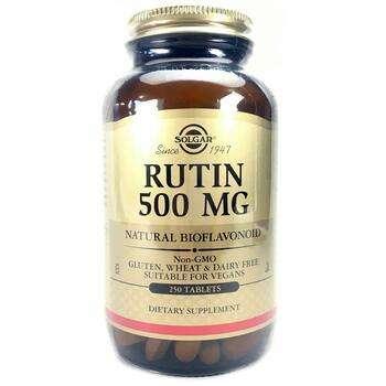 Купить Rutin 500 mg 250 Tablets