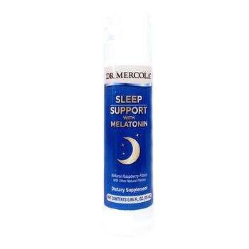 Купить Sleep Support with Melatonin Natural Raspberry Flavor 25 ml