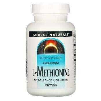Купить Source Naturals L Methionine 100 g