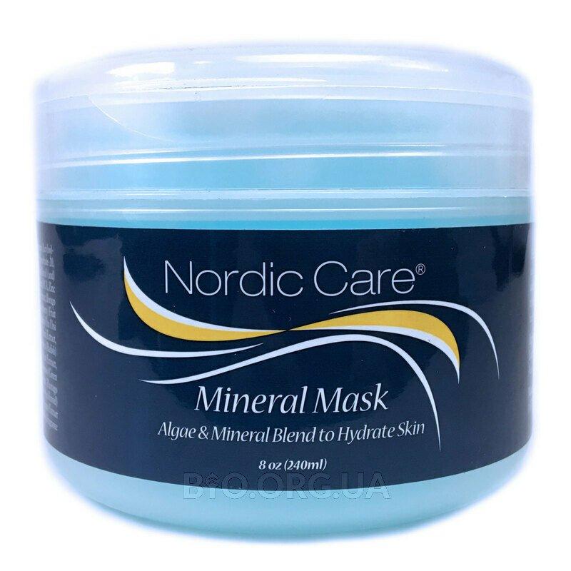 Нордик Кар минеральная маска для лица 240 мл фото товара