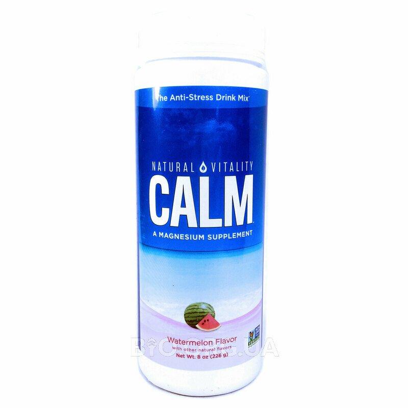 Calm Антистрессовый напиток Микс Арбуз 226 г фото товара