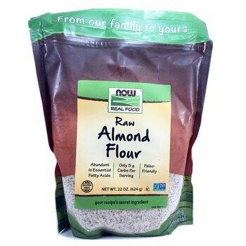 Купить Real Food Raw Almond Flour 624 g ( Real Food Сира мигдальна бо...