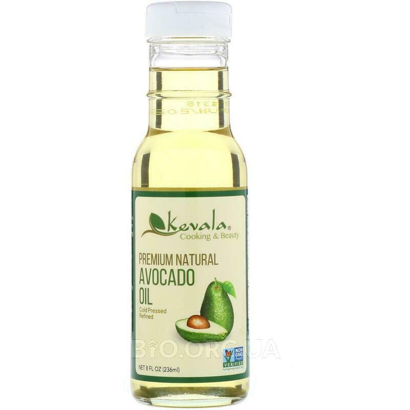 Кевала масло авокадо 236 мл фото товара