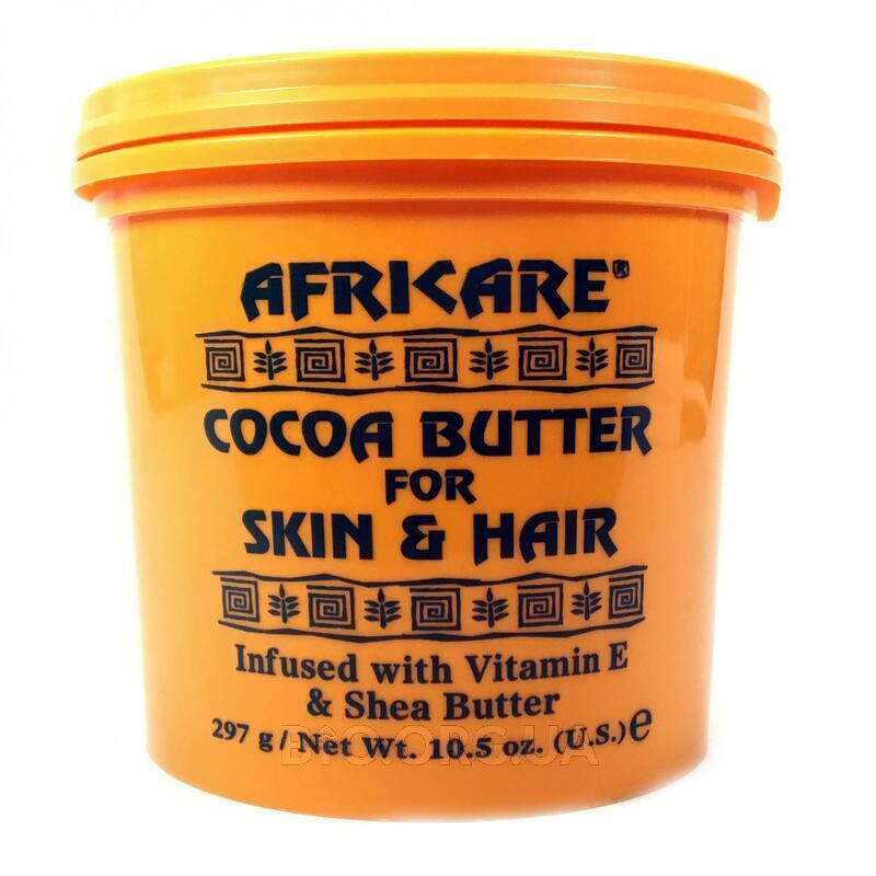 Кококар Африкар масло какао для ухода за кожей и волосами 297 г фото товара