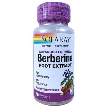 Купить Berberine Root Extract Advanced Formula 60 VegCaps