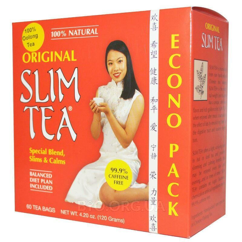 Чай Улун для похудения 60 пакетиков 120 г фото товара