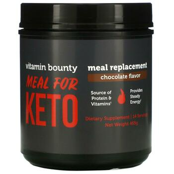 Купить Meal For Keto Meal Replacement Chocolate 465 g ( Meal For Keto...