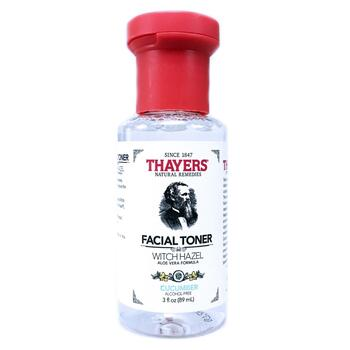 Купить Thayers Witch Hazel Toner Facial Cucumber 89 ml