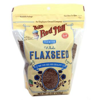 Купить Bob's Red Mill Premium Whole Flaxseed 368 g