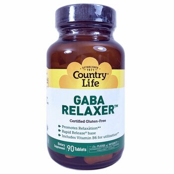 Купить GABA Relaxer 90 Tablets ( Габа 90 таблеток)