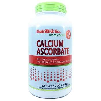 Купить NutriBiotic Calcium Ascorbate Crystalline Powder 454 g