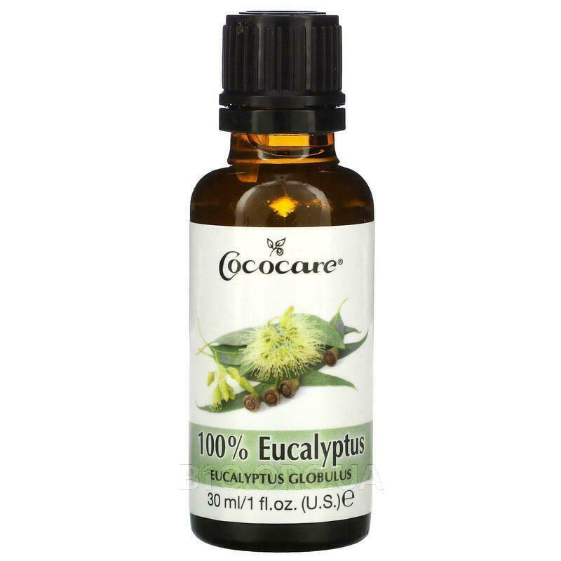 100 Eucalyptus Oil 30 ml фото товара