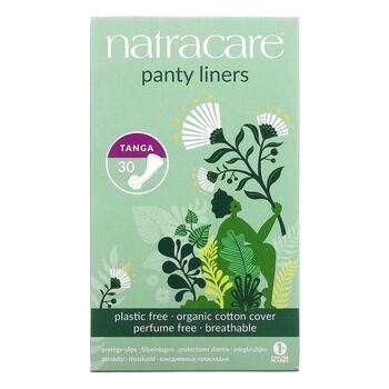 Купить Natracare Panty Liners Покрытие из органического хлопка Tanga ...