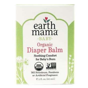 Купить Baby Organic Diaper Balm  60 ml  (Органічний бальзам для нижнь...