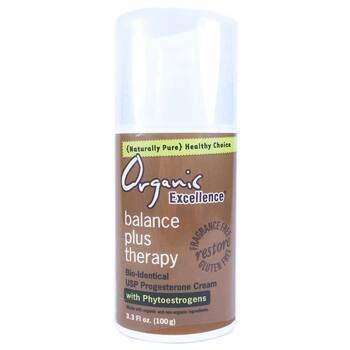 Купить Organic Excellence Balance Plus Therapy Bio-Identical Progestr...