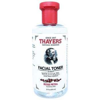 Купить Thayers Witch Hazel Aloe Vera Formula Alcohol Free Toner Rose ...