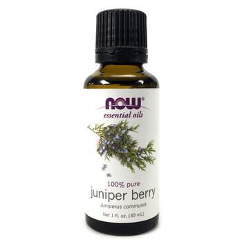 Купить Now Foods 100% Pure Essential Oils Juniper Berry 30 ml