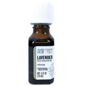 Купить 100 Pure Essential Oil Lavender 15 ml (Аура Касія чисте ефірне...