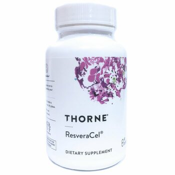 Купить Resveracel Nicotinamide Riboside 415 mg 60 Capsules