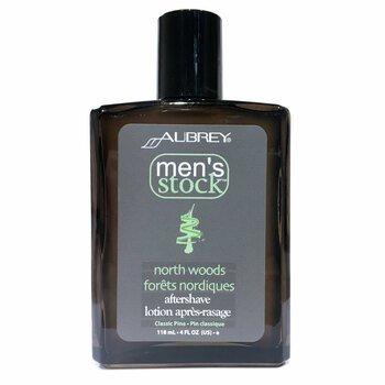 Купить Aubrey Organics Mens Stock North Woods After Shave Classic Pin...