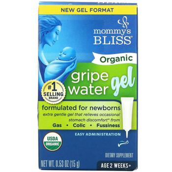 Купить Mommy's Bliss Organic Gripe Water Gel 2 Weeks+ 15 g