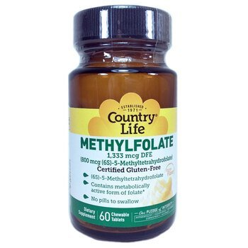 Купить Methylfolate Orange Flavor 800 mcg 60 Smooth Melts ( Метілфола...