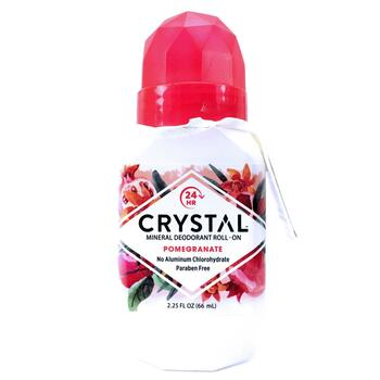 Купить Crystal Body Deodorant Crystal Essence Mineral Deodorant Roll ...