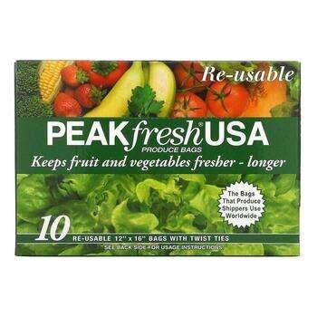 Купить PEAKfresh USA сумки многоразового использования 10 - 12