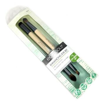 Купить EcoTools Eye Enhancing Duo Set 4 Brush Heads