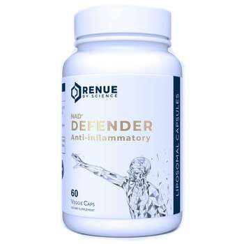 Купить NAD+ Defender 120 Capsules