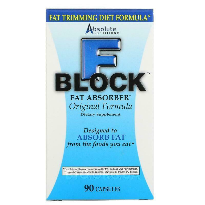 FBlock Fat Absorber 90 капсул фото товара
