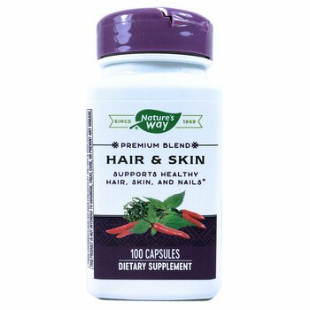 Купить Hair & Skin 100 Capsules