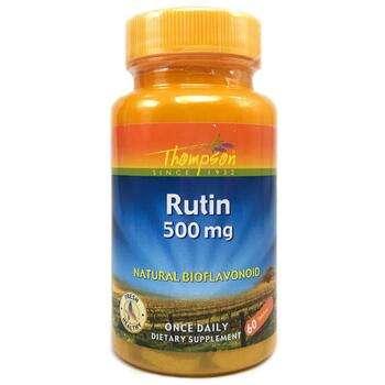 Купить Rutin 500 mg 60 Tablets