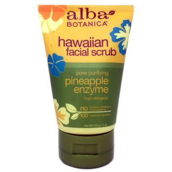 Купить Natural Hawaiian Facial Scrub Pineapple Enzyme 113 g (Натураль...