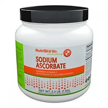 Купить Nutribiotic Sodium Ascorbate Powder 1 kg