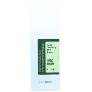 Купить Cosrx Aloe Soothing Sun Cream PA+++ SPF 50+ 50 ml