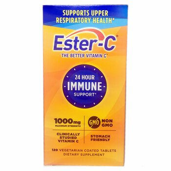 Купить Ester-C The Better Vitamin C 1000 mg 120 Tablets ( Естер-C пок...
