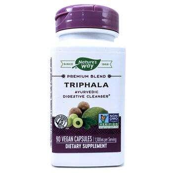 Купить Triphala Standardized 90 Veggie Caps (Трифала 90 капсул)