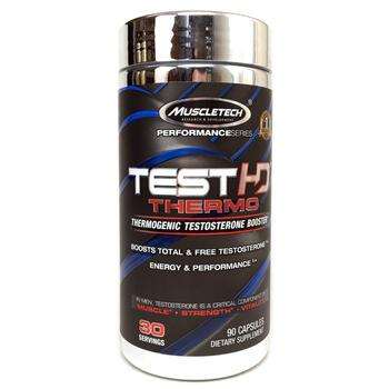 Купить Muscletech Performance Series Test HD Thermo Thermogenic Testo...