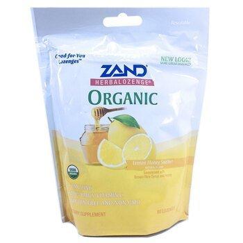 Купить Zand Organic Herbalozenge Lemon Honey Soother 80 Lozenges