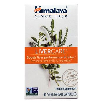 Купить Herbal Healthcare Liver Care 90 Veggie Caps