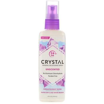 Купить Crystal Body Deodorant Spray 118 ml