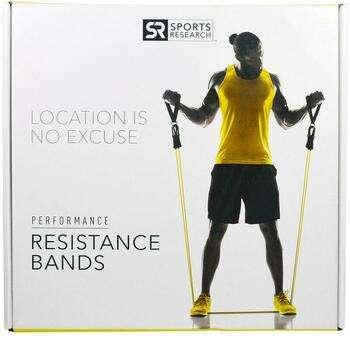 Купить Performance Resistance Bands 5 Bands