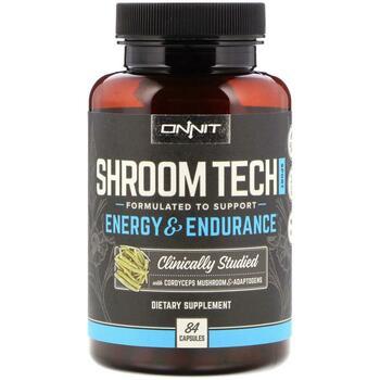 Купить Onnit Shroom Tech Sport Energy & Endurance 84 Capsules