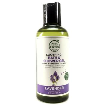 Купить Petal Fresh Pure Soothing Bath Shower Gel Lavender 90 ml