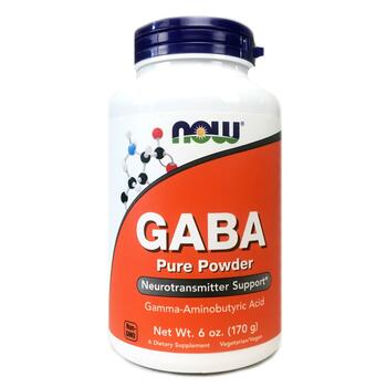 Купить GABA Pure Powder 170 g ( Габа 500 мг порошок 170 г)
