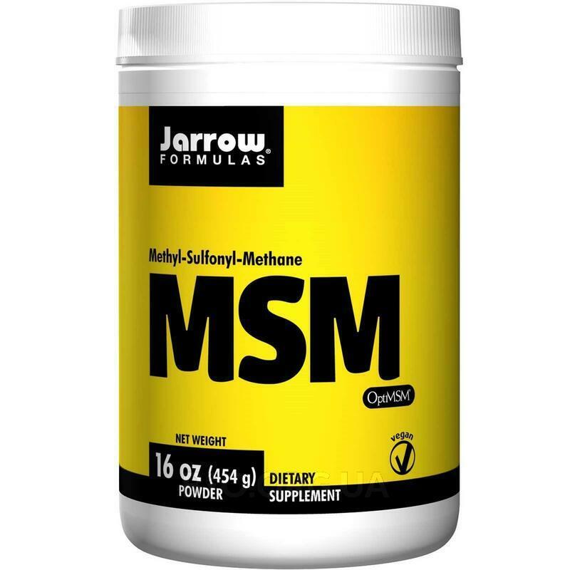 MSM порошок 454 г фото товара