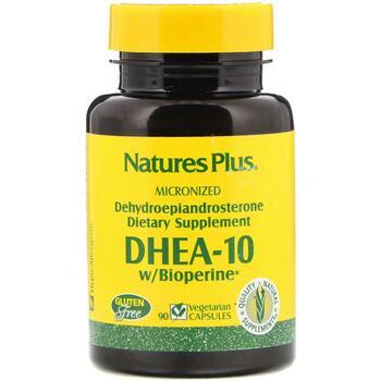 Купить DHEA-10 With Bioperine 90 Vegetarian Capsules ( DHEA-10 с биоп...
