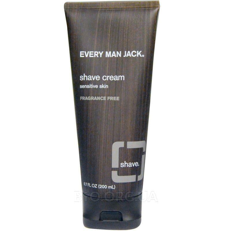 Крем для бритья для чувствительной кожи Без запаха 6 200 мл фото товара